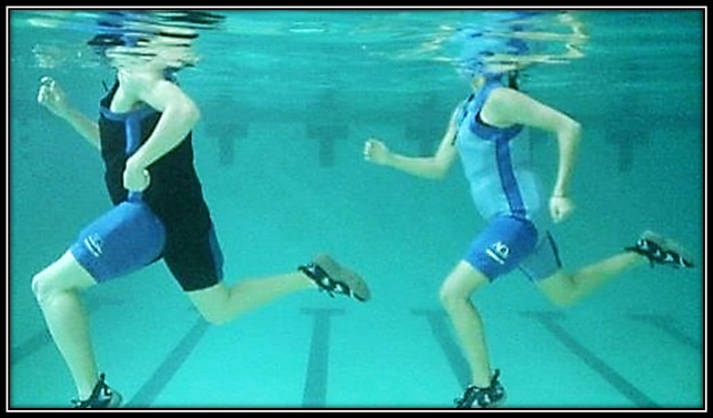 Deep Water Running Workshop City Sports Physiotherapy